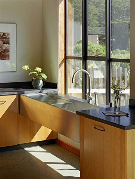 small kitchen ideas and solutions for low window sills