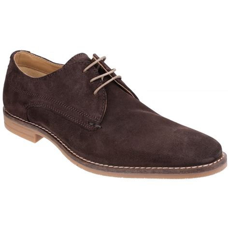 Suede Shoes base bayham suede s brown shoes free returns at shoes co uk