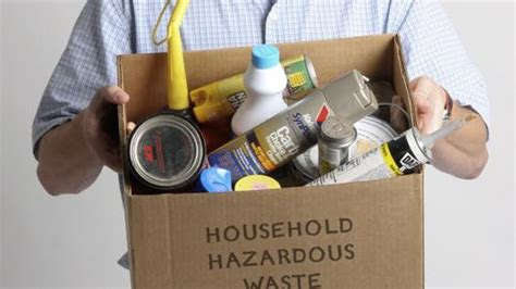 hazardous household products keep hazardous waste out of the garbage minnesota