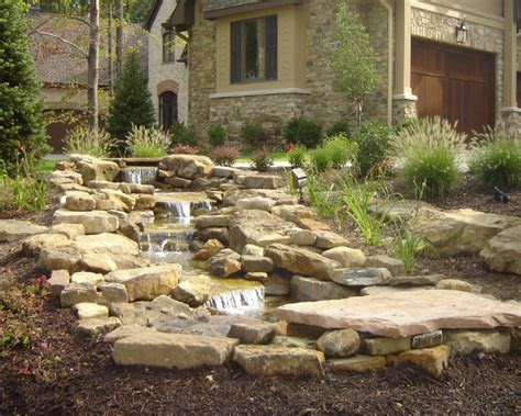 outdoor living waterscapes water feature installation waterscape gardens in medina