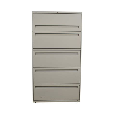 hon 5 drawer lateral file cabinet buy filing used furniture on sale