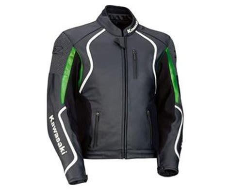 kawasaki riding jacket z leather jacket black