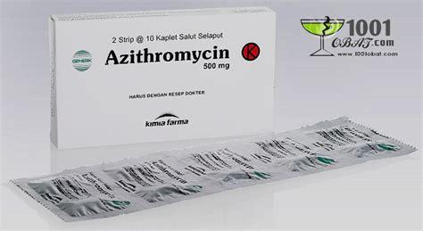 azithromycin daftar nama obat dan fungsinya serta harga obat