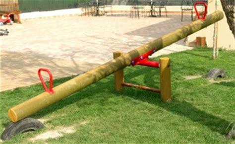 Frida Jumbo Anni giochi da giardino in legno a roma modello bilico joe