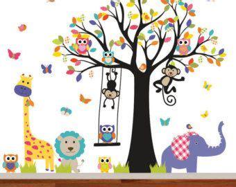 Wandtattoo Kinderzimmer Etsy by Wandtattoo Kinderzimmer Etsy De Kinderzimmer Ben