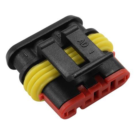 waterproof 12v wire connectors popular waterproof connectors 12v buy cheap waterproof