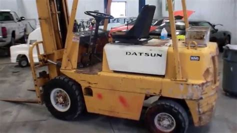 Datsun Forklift Parts by Datsun Forklift Manual Images Diagram Writing Sle