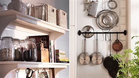 smart kitchen storage ideas for small spaces stylish
