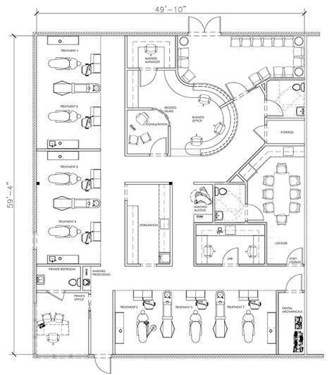 dental office floor plans east cobb dental marietta dental office design
