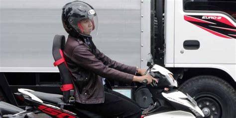 Lu Tembak Untuk Sepeda Motor kreasi indonesia sandaran untuk sepeda motor gowest id