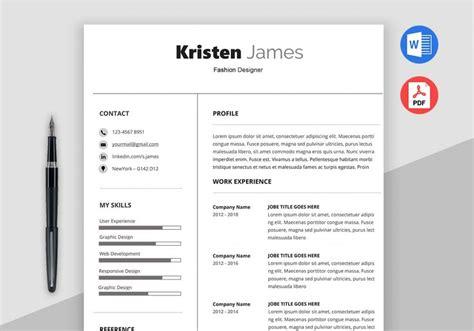 sensational simple resume template race simple professional resume template maxresumes