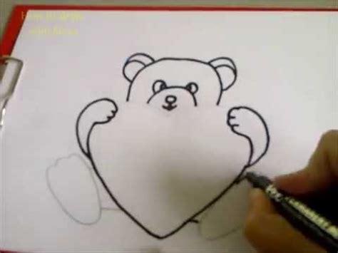 dibujos realistas como hacer como dibujar un oso de peluche como hacer un dibujo para