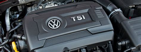 learn   volkswagens tsi engines