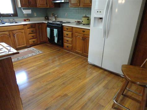 Laminate floor in kitchen copyright of trendsfloorcom laminate floor