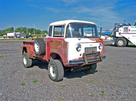 1962 willys jeep another fc 1962 willys jeep fc170