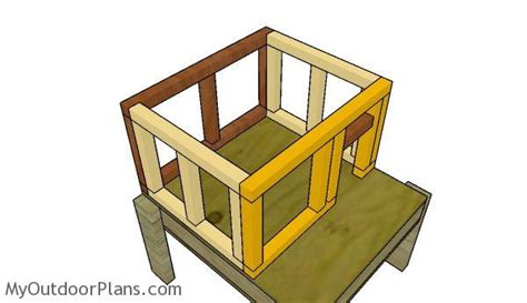 Insulated Cat House Plans Myoutdoorplans Free Insulated Cat House Plans