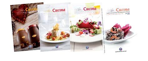 riviste di cucina professionali rivista arte in cucina associazione professionale cuochi