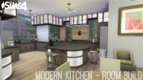 sims 3 modern kitchen the sims 4 modern kitchen room build