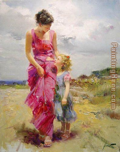 I M Painting A Picture by Pino I Am A Child Painting Anysize 50