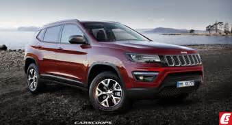 Jeep Compass Replacement There Can Be Only One Jeep S Compact Suv To Keep Either
