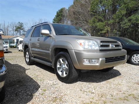 2005 Toyota 4runner Limited 2005 Toyota 4runner Pictures Cargurus