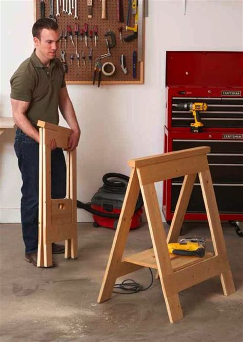 woodworking supplies maryland 31 md 00906 fold flat sawhorses woodworking plan