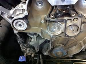 Jeep Liberty Timing Belt How To Guide Jeep Liberty 2 8 Crd Timing Belt Replacement