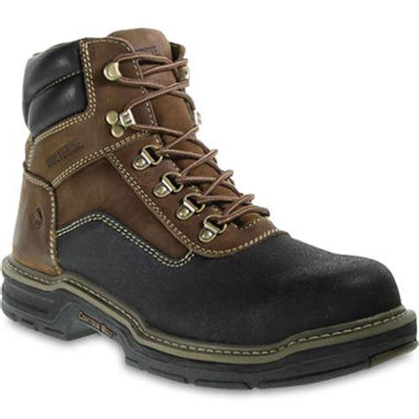 jcpenney mens boots wolverine 174 armortek corsair 6 mens composite toe work