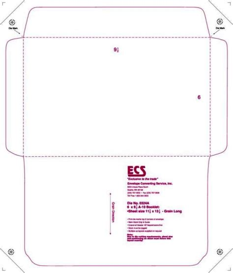 6 x 8 envelope template 6 x 8 envelope template sletemplatess sletemplatess