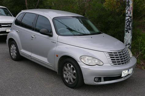 Pt Chrysler Cruiser by File 2006 Chrysler Pt Cruiser Pg My06 Limited Hatchback