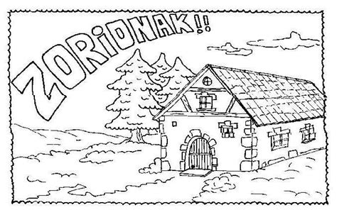 olentzero para colorear az dibujos para colorear caser 237 o euskadi pinterest pa 237 s vasco y navidad