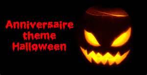 invitation anniversaire halloween gratuit festival