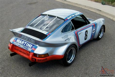 martini porsche 1971 porsche 911 1973 martini racing replica body work