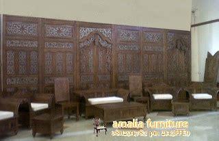 Kursi Sofa Lumajang gebyok pintu gapura dan gebyok pelaminan