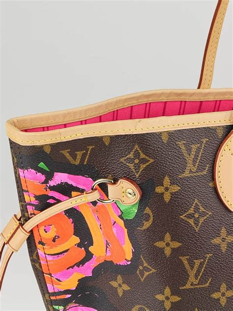 New Arrival Louis Vuitton Limited Edition Stephen Sprouse 41526 C louis vuitton limited edition roses stephen sprouse
