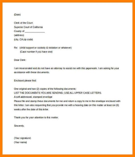 6 writing a court appeal letter lease template