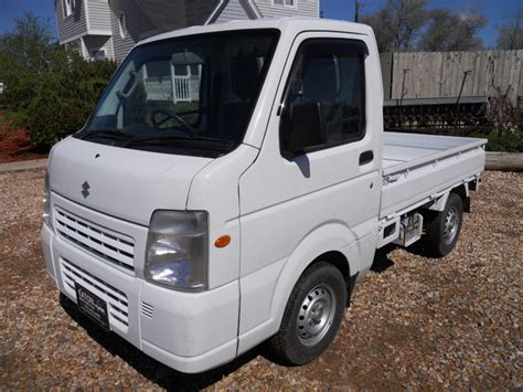 suzuki mini truck 2013 suzuki carry 4x4 mini truck in stock now eaton co