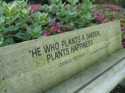quotes  march garden quotesgram