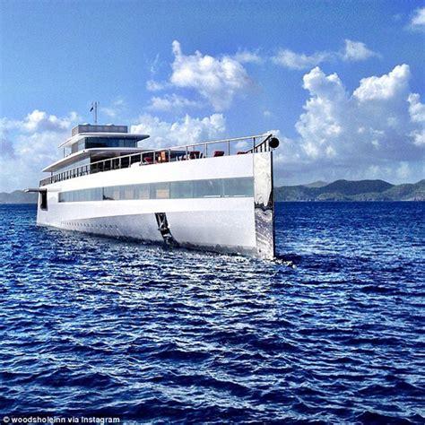 catamaran jobs caribbean steve jobs super yacht luxury yachts