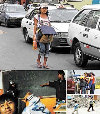 imagenes de niños que trabajan en la calle ni 241 os trabajadores en nuestra comunidad