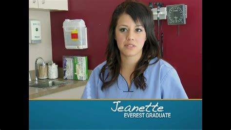 everest college tv spot jeanette ispot tv