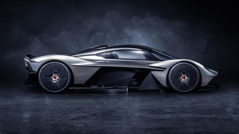 valkyrie am rb 001 by aston martin red bull 150 units
