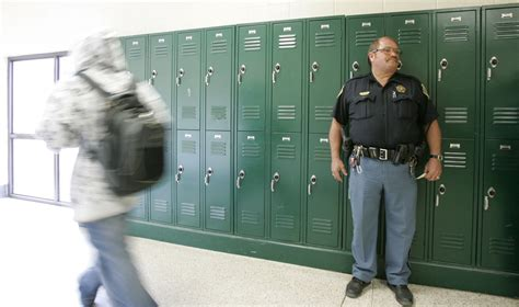 School Officer by Are School Resource Officers Part Of The School To Prison