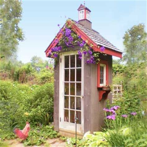 fancy storage sheds the world s catalog of ideas
