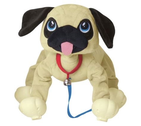 pug argos buy snuggle pets peppy pups pug soft at argos co uk your shop for teddy