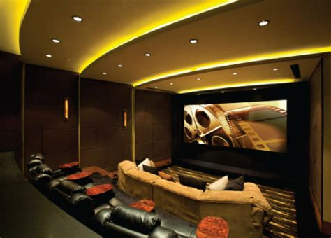 home theater lighting design interesting ideas for home 6 lighting ideas for home theaters ce pro