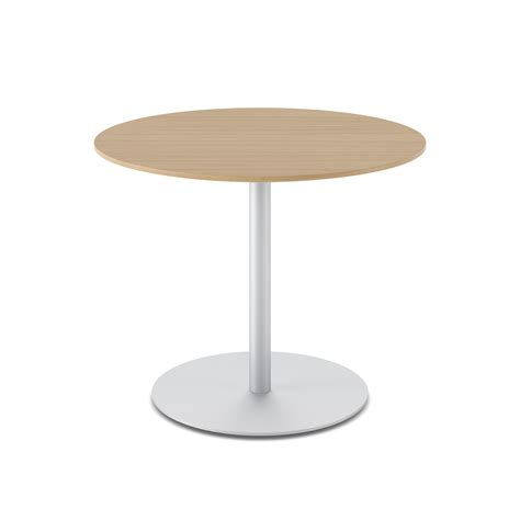 Coalesse Table by Montara650 Cafe Pedestal Tables Coalesse