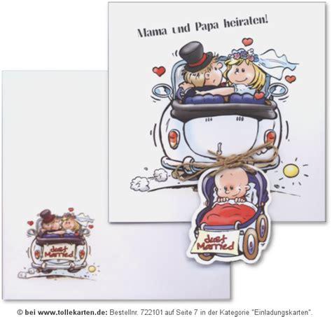 Hochzeitseinladung Comic Brautpaar by Comic Brautpaar Einladungskarten