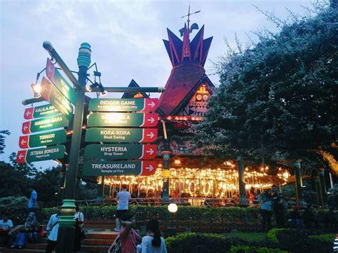 Dunia Fantasi 10 tempat wisata di jakarta yang eksis dari masa ke masa
