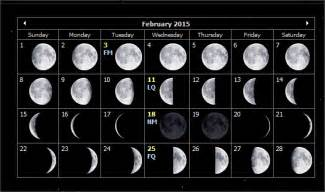 2015 Moon Calendar Image Gallery Lunar Moon Calendar 2015